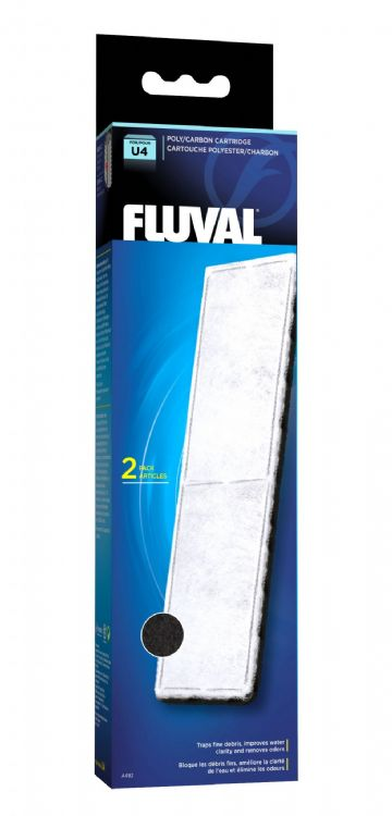 Fluval U4 Poly/Carbon Cartridge